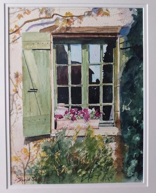 Window, Provence