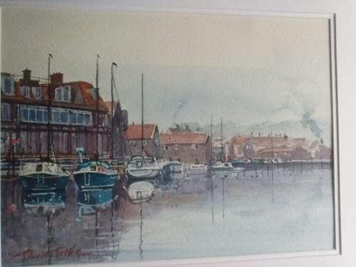 Grey day, Blakeney