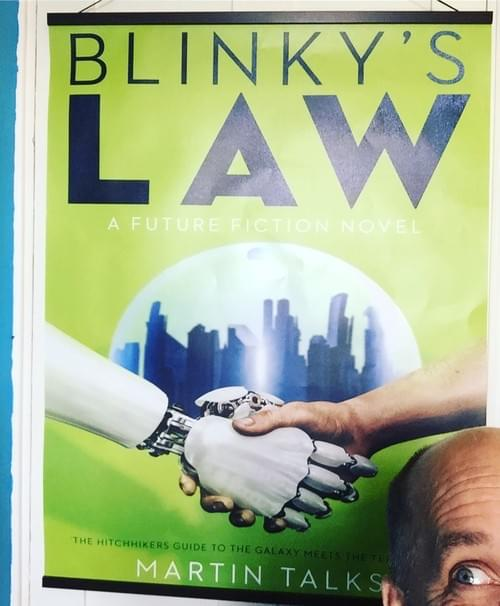 Blinky's Law poster