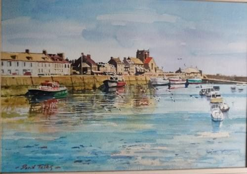 The Harbour, Barfleur
