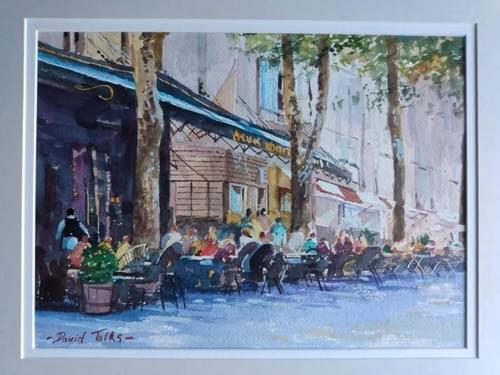 Cafe culture, Aix-en-Provence