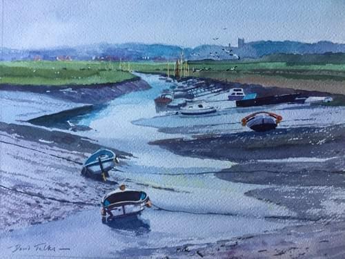 Morston - Low Tide
