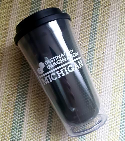 Travel Mug - Black