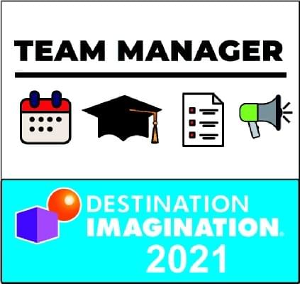 Team Manager Pin: 2021