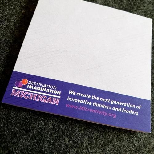 MI DI Post-It Notes (5 pads)