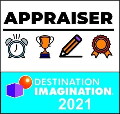 Appraiser Pin: 2021