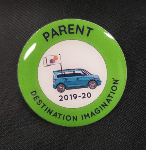 CLEARANCE Parent Pin 2019-20