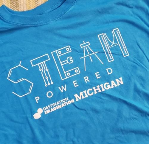 STEAM Powered Shirt