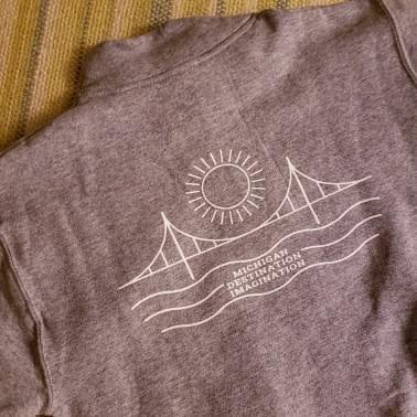 CLEARANCE - Quarter-Zip Sweatshirt