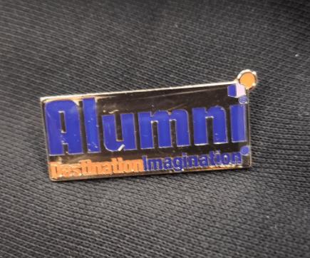 CLEARANCE - MI DI Alumni Pin
