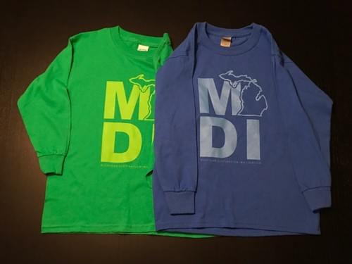 MI DI Shirts - Long Sleeve (2020)
