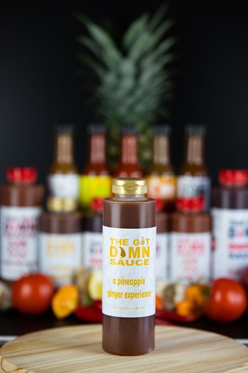 The Got Damn Sauces