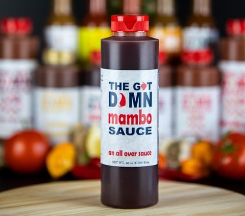 The Got Damn Mambo Sauce: An All Over Sauce