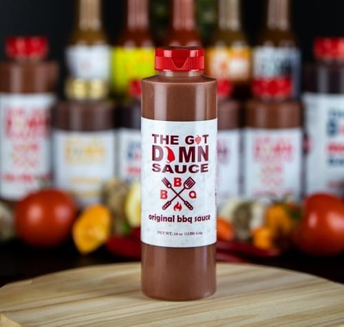 The Got Damn Sauce: Original BBQ Sauce