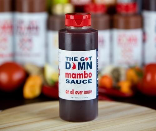 The Got Damn Mambo Sauce: An All Over Sauce