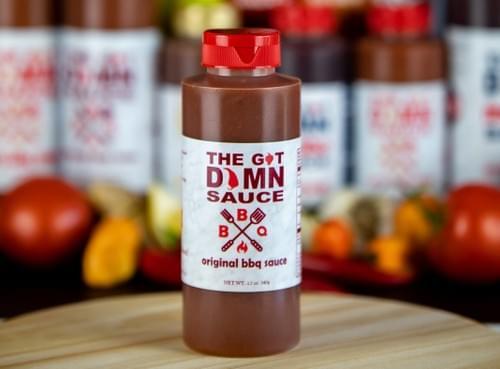 The Got Damn Sauce: Original BBQ Sauce