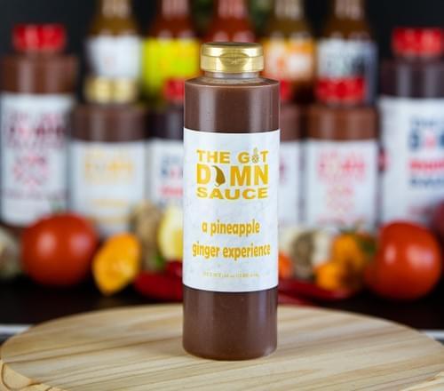 The Got Damn Sauce: A Pineapple Ginger Experience