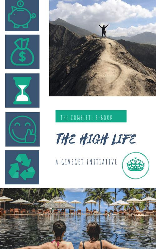 The High Life e-book
