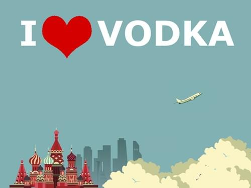 I (HEART) Vodka