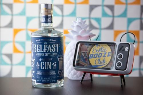 Belfast Gin  - Delivery Fri