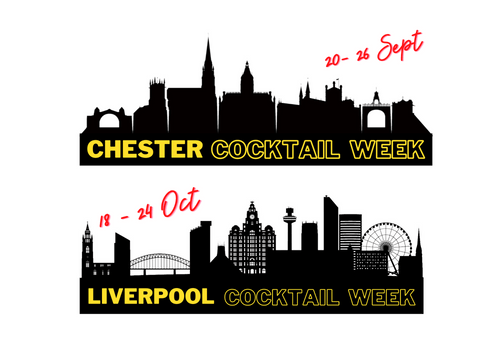 Chester & Liverpool Cocktail Week Dual Pass - 1 Person