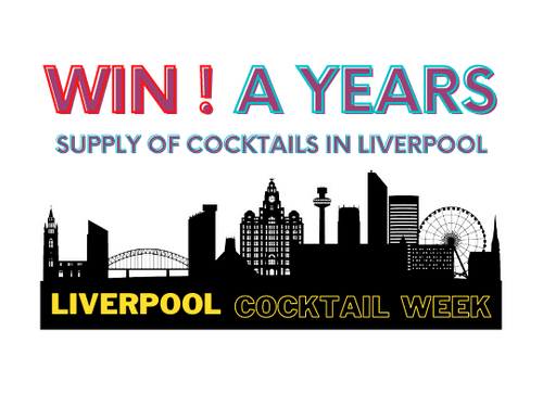 Liverpool Cocktail Week Wristband - 1 person