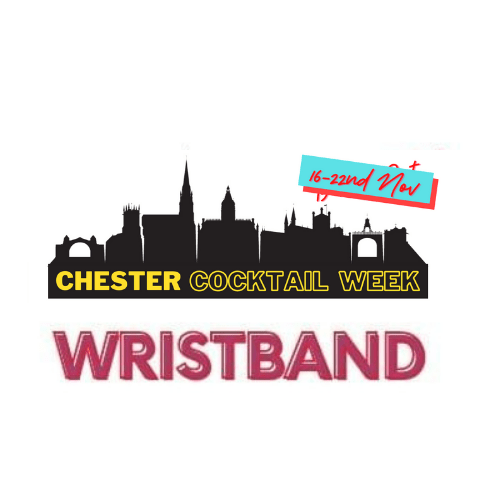 Chester Cocktail Week Wristband - 1 person.