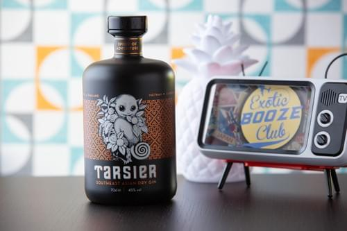 Tarsier Southeast Asian Dry Gin  - Del Fri / Mother's Day