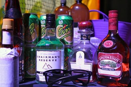 Thurs: Rum Tasting