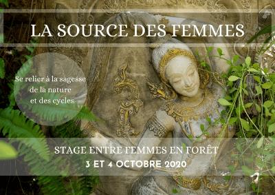 Stage la source des Femmes