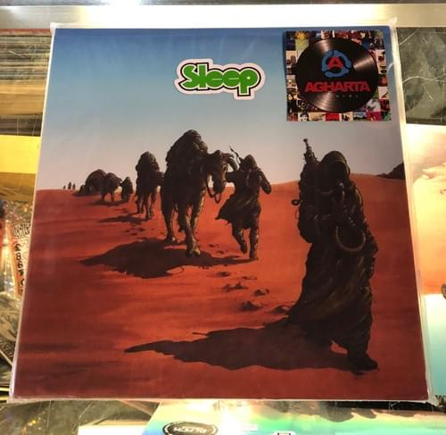 Sleep - Dopesmoker 2XLP On Black Vinyl, Green Vinyl Or CD