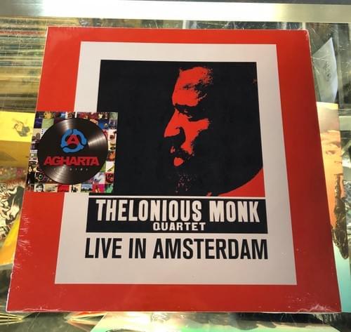 Thelonious Monk Quartet - Live In Amsterdam (Import) LP On Vinyl