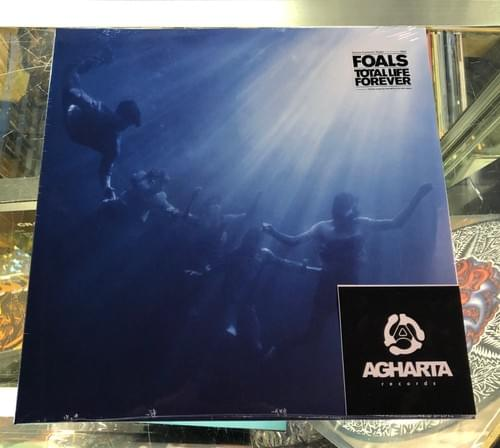 Foals- Total Life Forever 2xLP On Vinyl