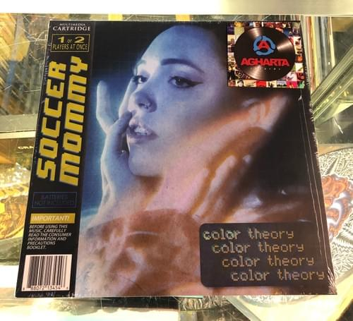 Soccer Mommy- Color Theory LP On Vinyl