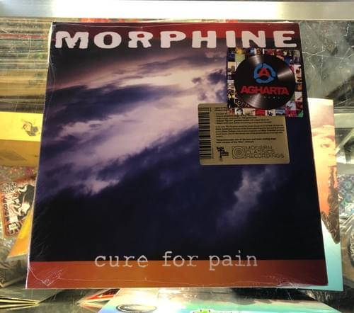 MORPHINE - Cure For Pain LP On Vinyl