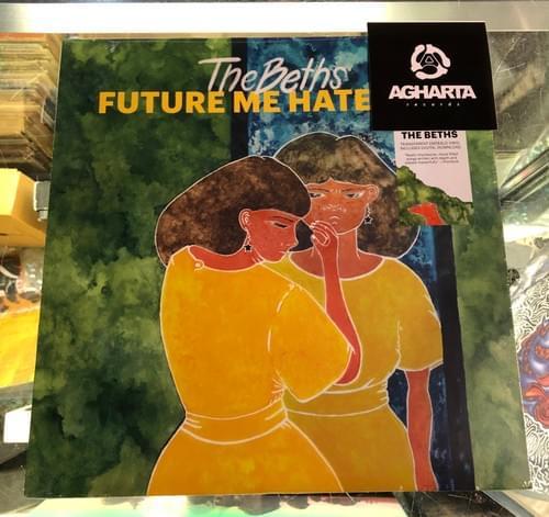 The Beths - Future Me Hates Me (Cloudy Blue Vinyl)