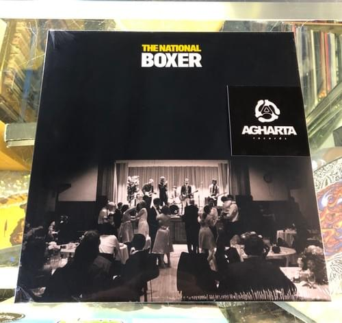 The National - Boxer LP On Vinyl