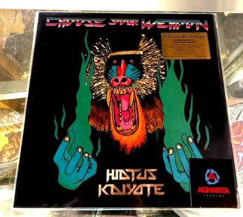 Hiatus Kaiyote - Choose Your Weapon 2xLP On Pink Vinyl [IMPORT]