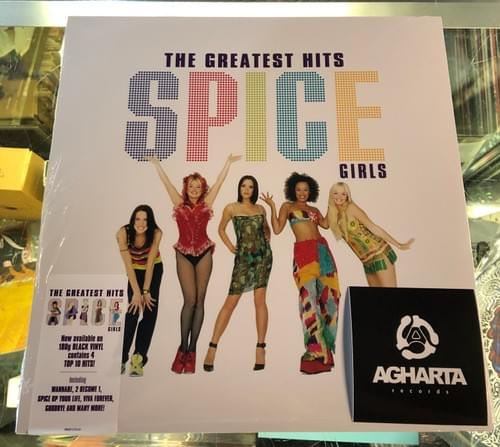 Spice Girls- The Greatest Hits LP On Vinyl
