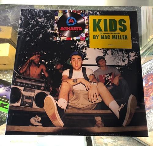 Mac Miller - Kids Vinyl 2xLP