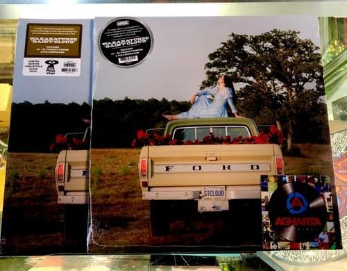 WAXAHATCHEE- Saint Cloud LP On Vinyl [Colored or Solid Black]