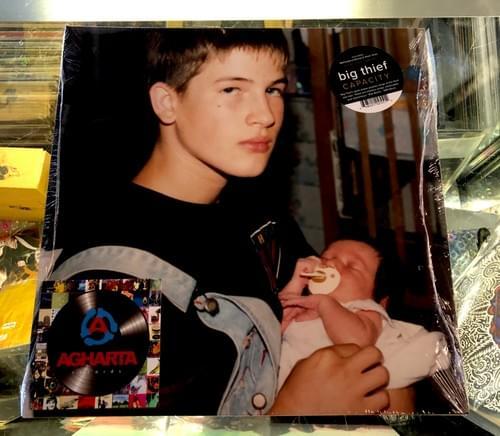 Big Thief- Capacity LP On Vinyl  In Gatefold Jacket