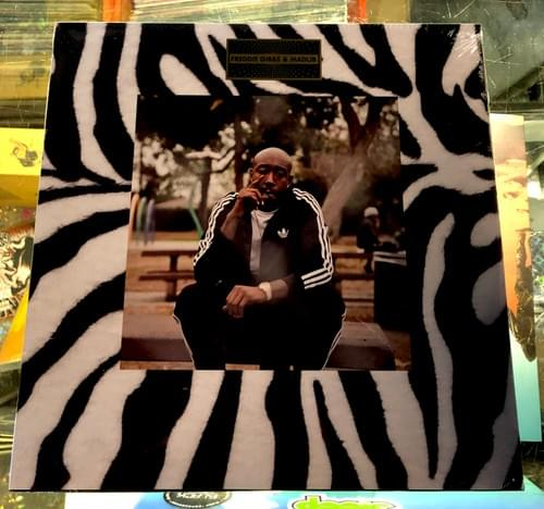 Freddie Gibbs & Madlib- Pinata 2XLP On Vinyl