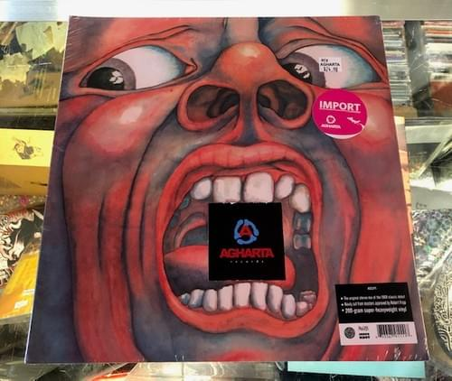 King Crimson- In The Court Of The Crimson King LP Or DELUXE 2xLP On Vinyl [IMPORT]