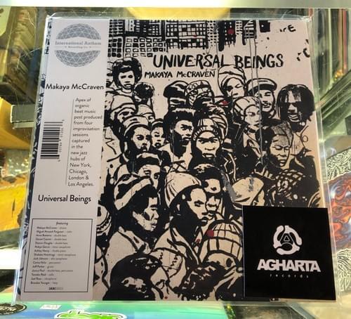 Makaya McCraven- Universal Beings 2xLP On Vinyl