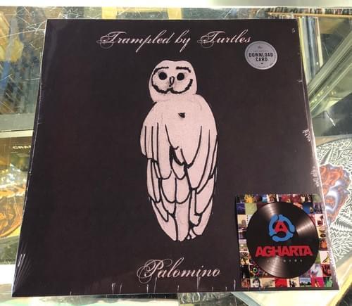 Trampled By Turtles- Palomino LP On Vinyl