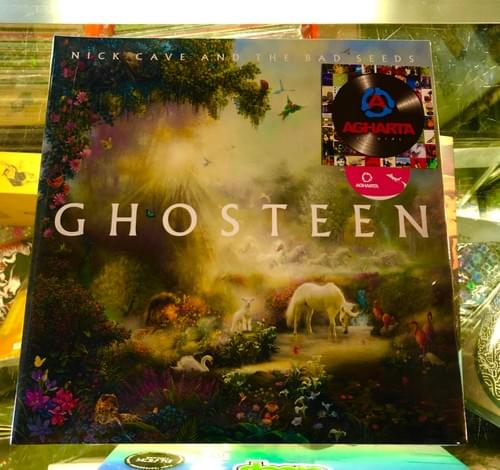 Nick Cave And The Bad Seeds- Ghosteen 2XLP On Vinyl