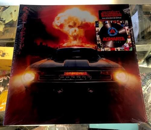 Sturgill Simpson- Sound & Fury LP On Black Or Marble Red Vinyl{Indie Exclusive]