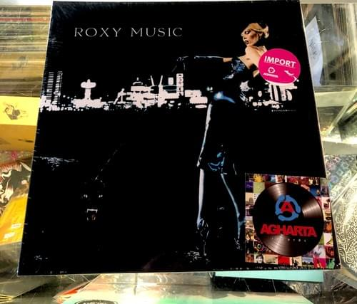 Roxy Music - For Your Pleasure LP On Vinyl [IMPORT]