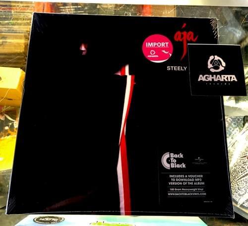 Steely Dan - AJA LP On Vinyl [IMPORT]